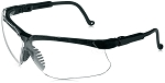 Howard Leight by Honeywell Genesis Sharp-Shooter Shooting Glasses, Clear Lens, Anti Fog Coating