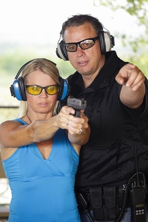 Private Instructed Florida Conceal Weapon License Course