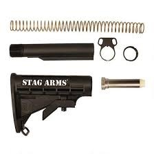 Stag Arms Tactical Stock Kit - Mil-spec